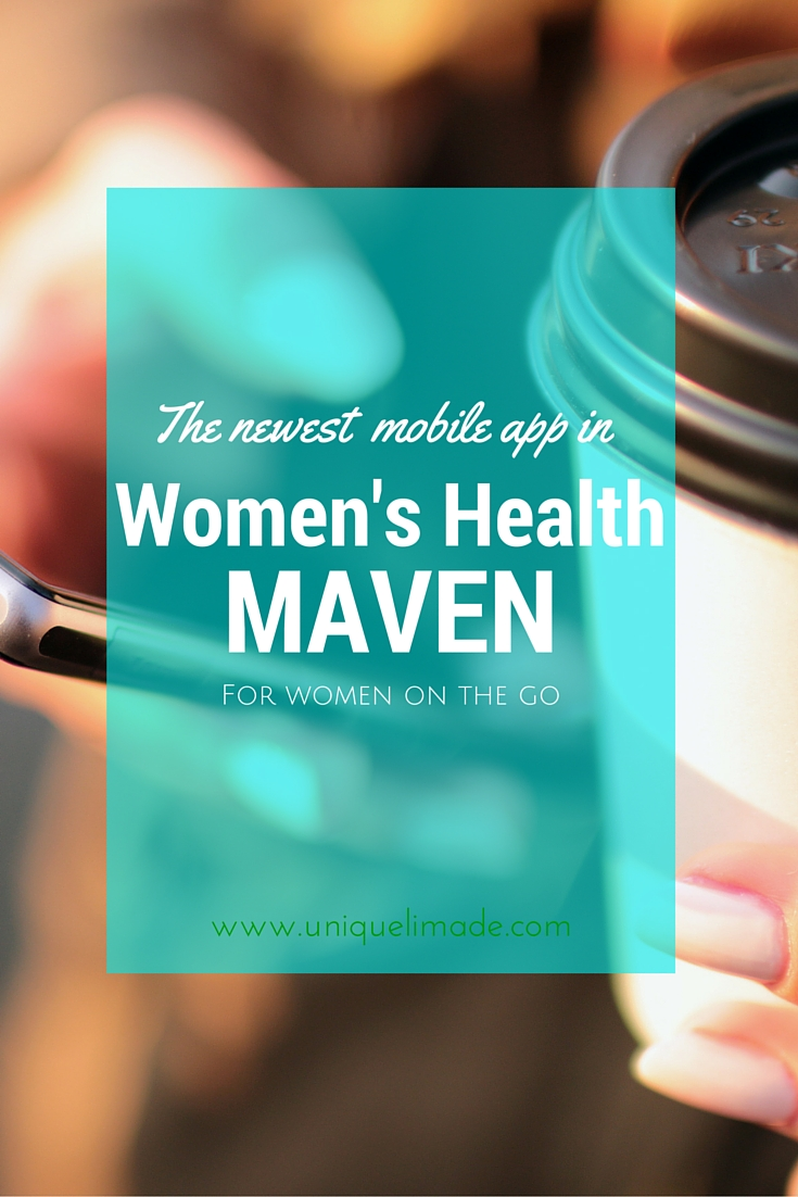 Maven: The newest thing in Women's Health